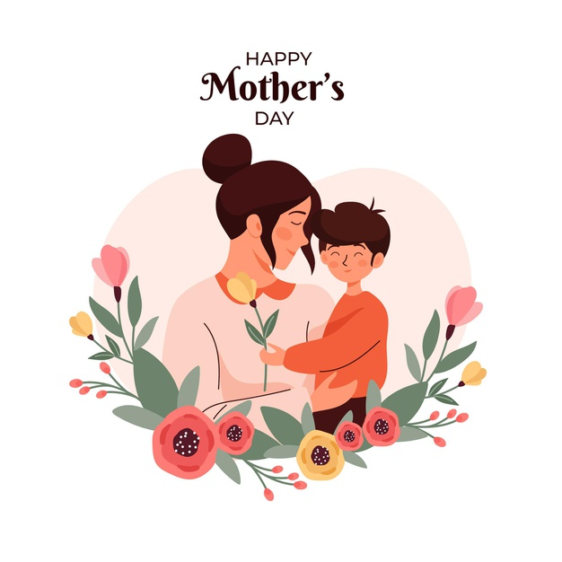 floral mother s day illustration 23 2148902720